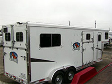Kingston Trailers Plus, Horse Trailers